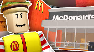 building my own mcdonalds roblox youtube