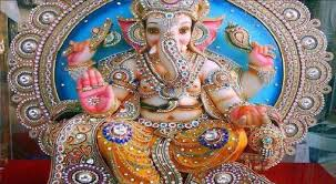 most unique and unseen pictures images of lord ganesha