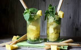 pineapple mojito recipe 11 fruity mojito recipes for national mojito day