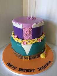 tangled birthday cake tangled birthday cake mjb cakes