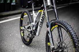 commencal dh supreme myriam commencal dh v4 in lourdes photo by