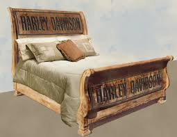 harley bedroom furniture design and decor ideas for mens