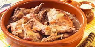 cuisine lapin au vin blanc lapin mariné au vin blanc recettes femme actuelle