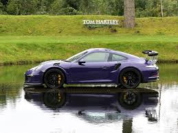black porsche gt3 current inventory tom hartley