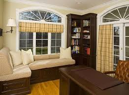 home office window treatments inspiration ideas office window treatments with office windows 7