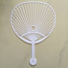 fan sticks promotional plastic uchiwa plastic fans sticks buy plastic