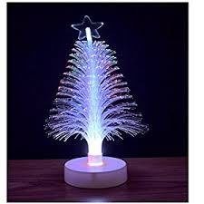 fiber optic led tree home kitchen