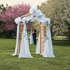 wedding canopy decoration orientaltrading com kristan u0027s