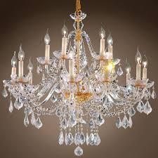 15 light chandelier joshua marshal 701284 victorian design 15 light 35