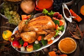 how do you celebrate thanksgiving when travelling