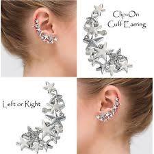unpierced ears non pierced ear cuff ebay