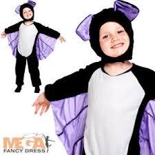 scary bat toddler ages 2 3 halloween fancy dress boys girls animal