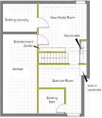 Small Basement Layout Ideas Basement Layout Plans Ideas