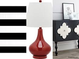 red table lamps for living room u2013 living room design inspirations