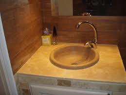 travertin salle de bain salle de bains en pierres naturelles azur agencement