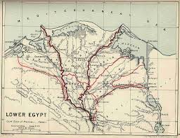 Map Egypt Old Maps Od Egypt U0026 Sudan