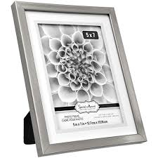 bulk special moments matted silver plastic frames 5x7 in at