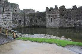 Beaumaris Castle Floor Plan by Castlefacts