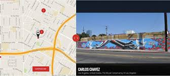 Los Angeles Without A Map by Take In La U0027s Amazing Street Art Without Ever Leaving Home Curbed La