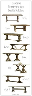 Top  Best Dining Tables Ideas On Pinterest Dining Room Table - Kitchen table sizes