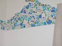sea glass bathroom ideas sea glass tile and bathroom remodel sea glass tile image 15 of 15