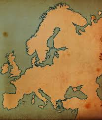 Outline Map Of Europe by Europe Outline Map By Jaysimons On Deviantart