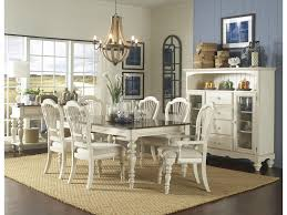Pine Dining Room Tables by Hillsdale Pine Island Dining Table With Turned Legs Hudson U0027s