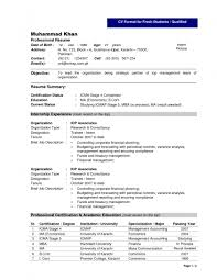Best Font For Mba Resume by Updated Free Basic Resume Format In Pdf Cover Letter Template