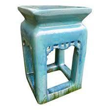 vintage u0026 used chinese garden stools chairish