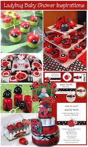 ladybug baby shower favors ladybug baby shower theme inspiration board storkie