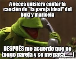 Memes Del Buki - a veces quisiera cantar la canción de la on memegen