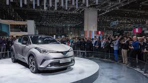 future toyota toyota at geneva motor show 2016 toyota long mile
