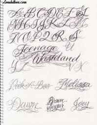 imagenes letras goticas nombres diseño de okuart zonatattoos com comunidad de amantes del