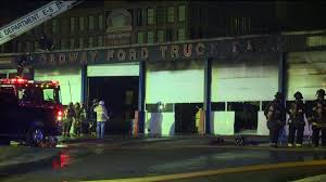 fire damages ford dealership in soulard fox2now com