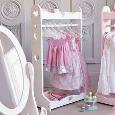 Childrens White Bedroom Furniture Sweetheart Clothes Rail Dressing Tables Mirrors U0026 Jewellery