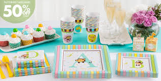 baby shower party supplies fisher price abc baby shower party supplies party city