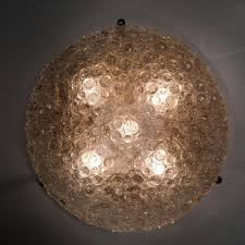 1950s ceiling light fixtures 1950s ceiling light fixtures and bubble glass from hillebrand