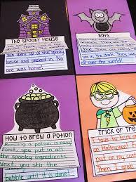 miss giraffe u0027s class october writing crafts for kids