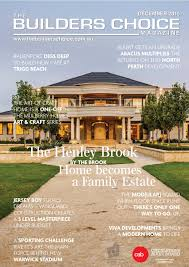 builders choice december by the builders choice issuu