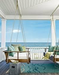 balkon hollywoodschaukel die besten 25 veranda schaukeln ideen auf kanten