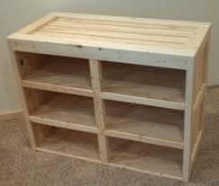 milk crate shelves rustic wood retail store product display fixtures u0026 shelving