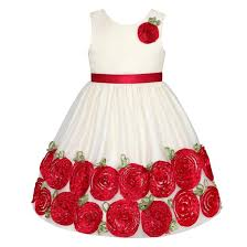 american princess newborn infant toddler occasion dress