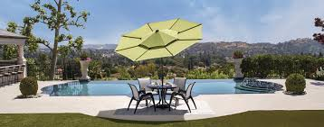 Wall Mounted Shade Umbrella by Treasure Garden The World U0027s Favorite Shade