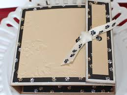 dog scrapbook album dog scrapbook mini album puppy scrapbook album doggie mini album
