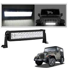 thar jeep white autostark black and wood gear knob gear shift knob for mahindra