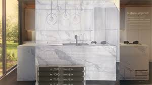 Kitchen Design Sketch How To Sketch A Marble Kitchen Tutorial Youtube