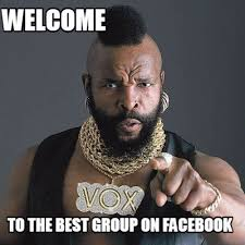 Best Facebook Memes - 7 essential welcome to the group meme photos