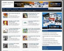 download template responsive html5 seo friendly oleh rasyid akbar