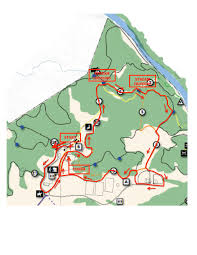 Run Map Apple Harvest 5k Trail Run Map