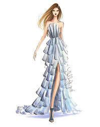q u0026a with fashion illustrator holly nichols